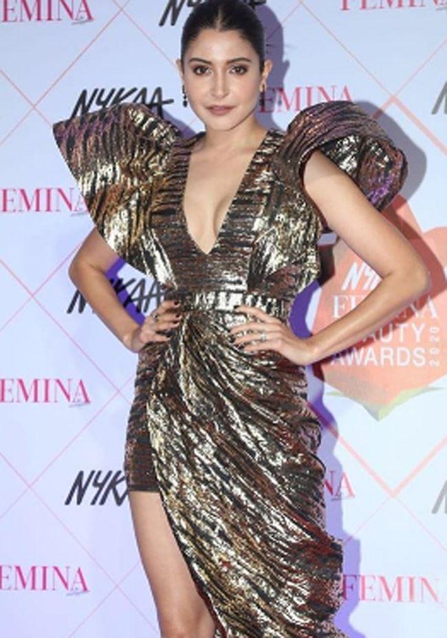 Anushka Sharma At Beauty Awards