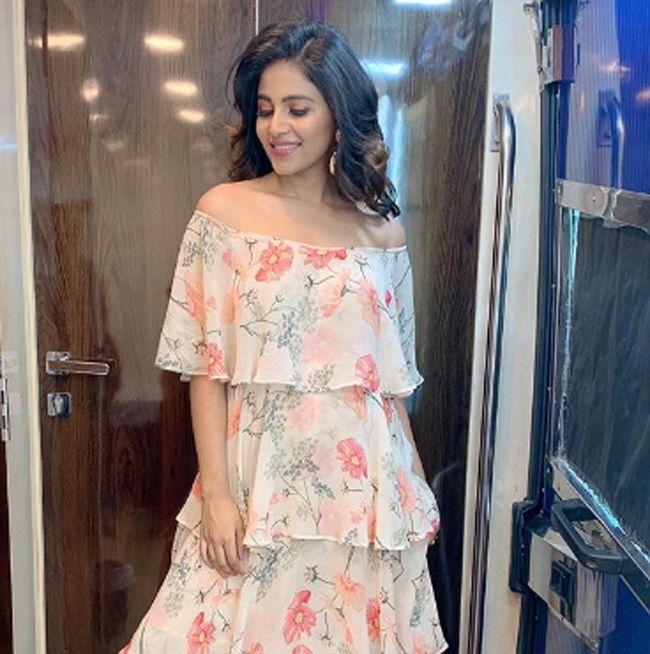 Actress Anjali Awesome Clicks