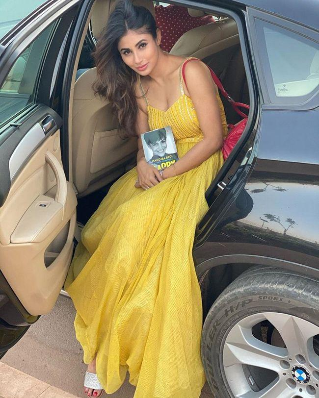 Mouni Roy Sizzling Photoshoot Clicks