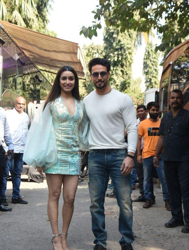 Shraddha Kapoor And Tiger Shroff pics