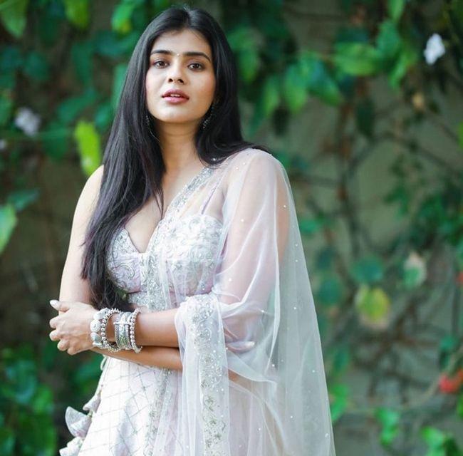 Hebah Patel Elegant Pictures