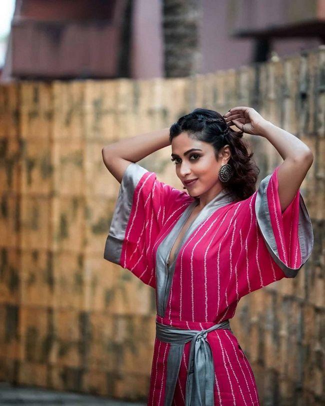 Amala Paul Amazing Clicks