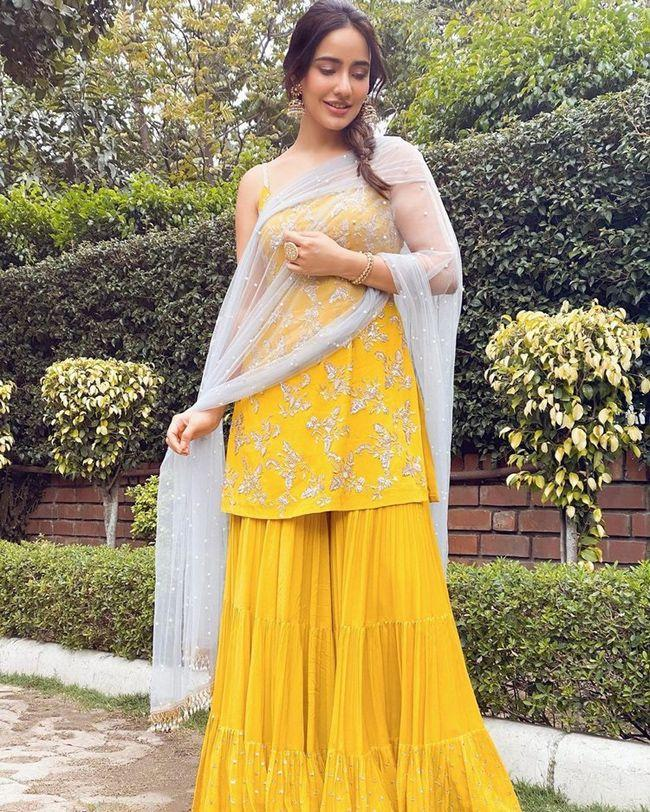 Neha Sharma Joyful Stills