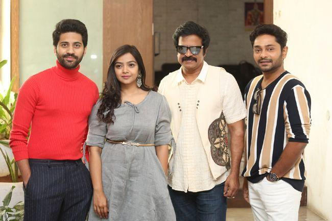 O Pitta Katha Movie Press Meet