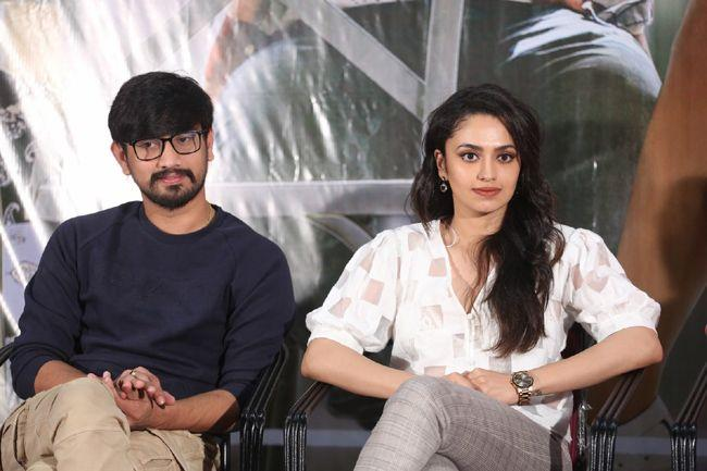Orey Bujjiga Movie Press Meet