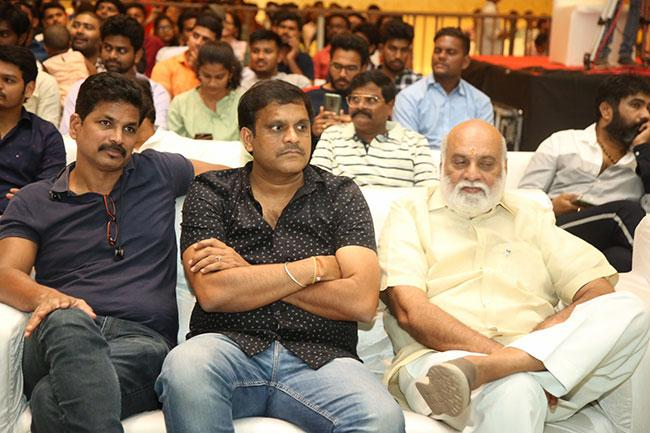 Nishabdham Movie Pre Release Event Photos-1