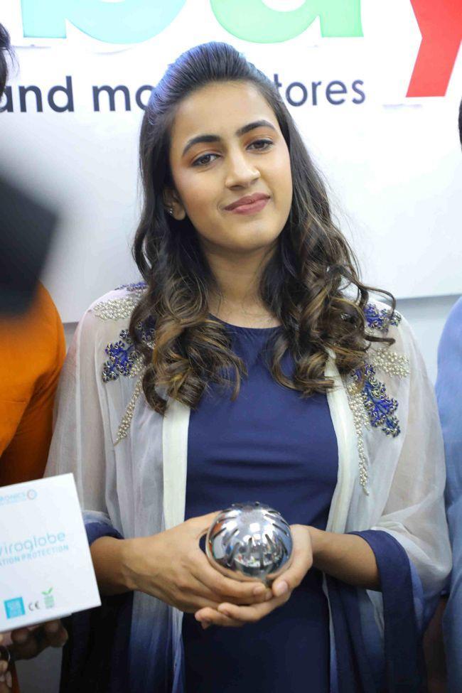 Actress Niharika Konidela Launches 60th Store Of CellBay At Nallagandla