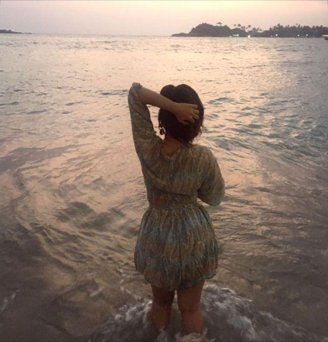 Iswarya Menon Beauty Clicks