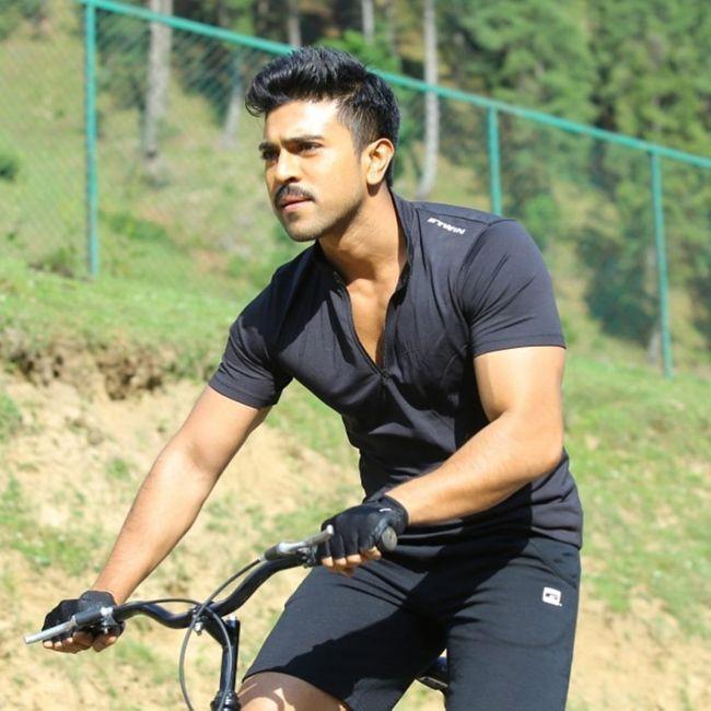 Ram Charan Photo Gallery