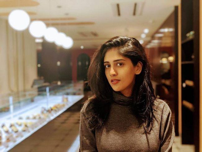 Chandini Chowdary Charming Pictures