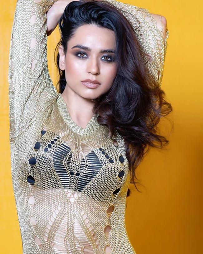 Soundarya Sharma New Looks