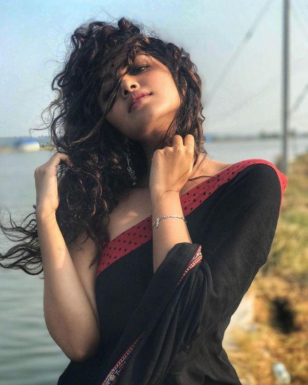 Anupama Parameswaran Amazing Photoshoot