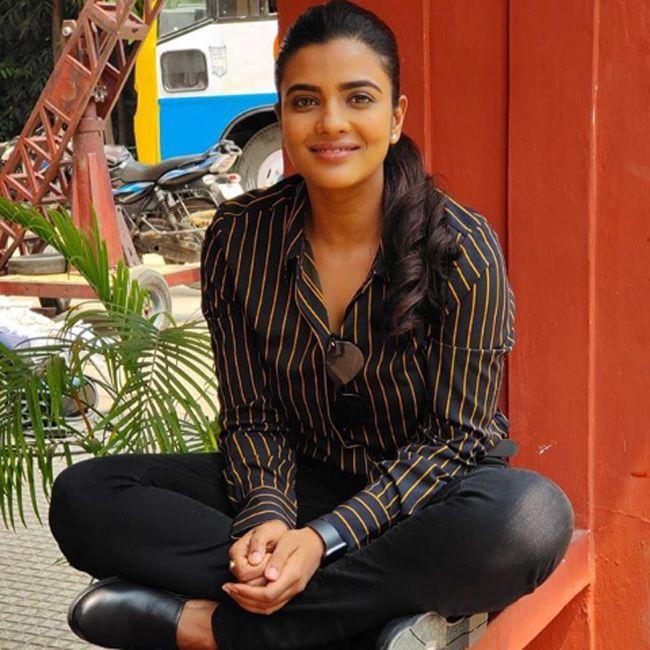 Aishwarya Rajessh Latest Images