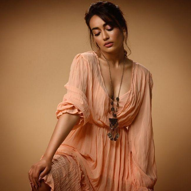 Surbhi Jyoti Sets Fire On Internet