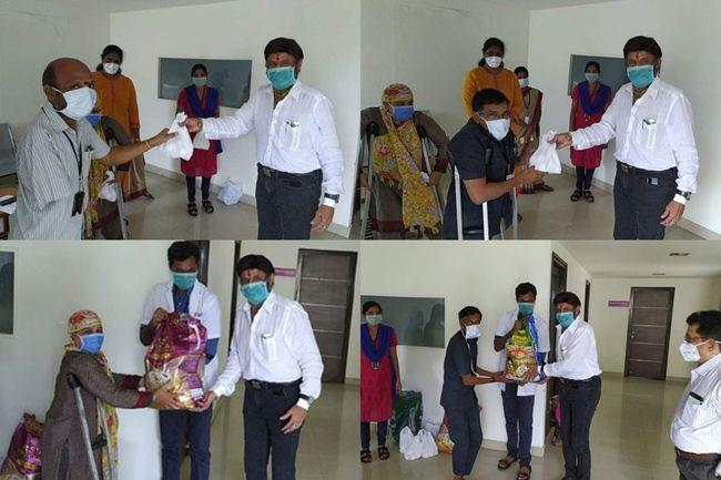 Balakrishna Distributed Commodities Photos