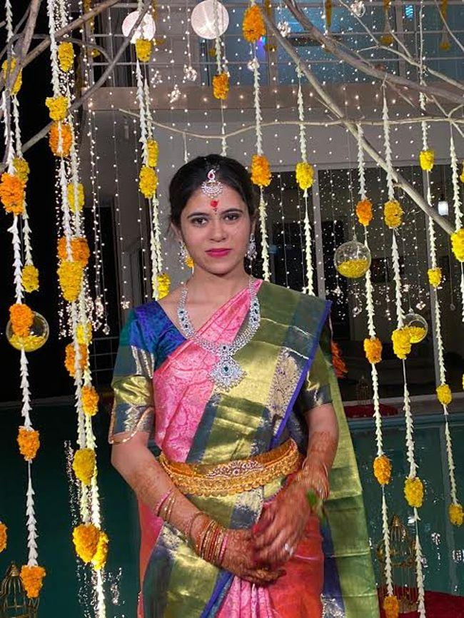 Nikhil marriage Event Images