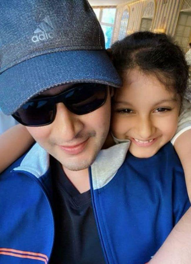 Mahesh Babu Time Spends With his family