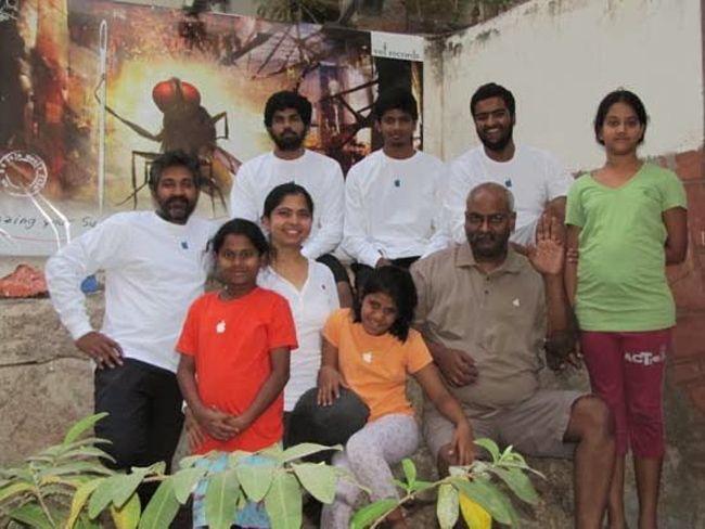 S S Rajamouli  Throwback Memories