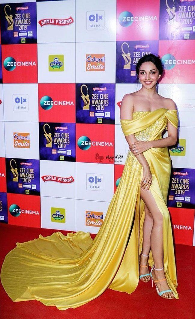 Kiara Advani Adorable Looks