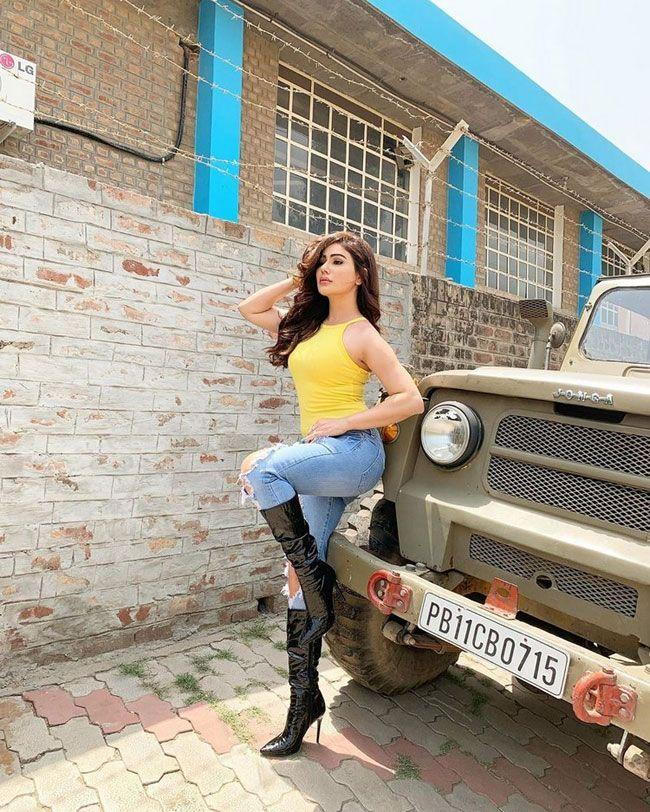 Kangna Sharma Latest Gallery