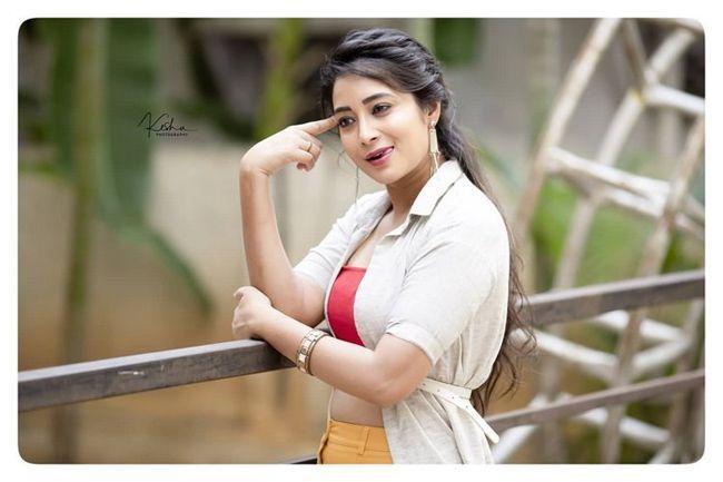 Bhanu Sree Gorgeous Looks