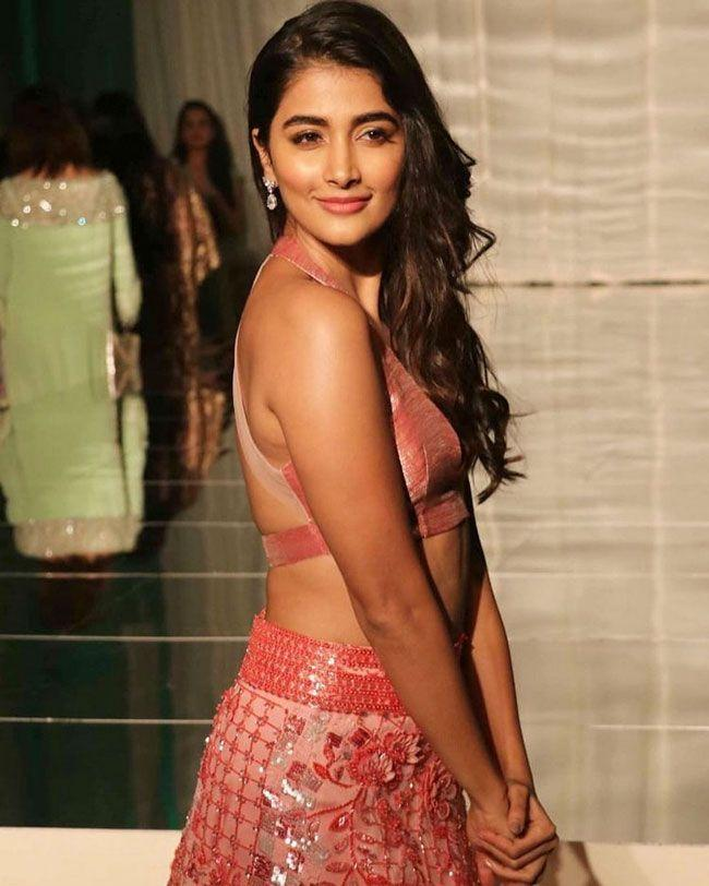 Pooja Hegde New Latest Photoshoot