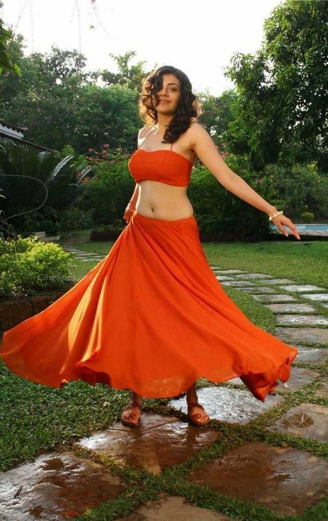 Kajal Joyful Looks