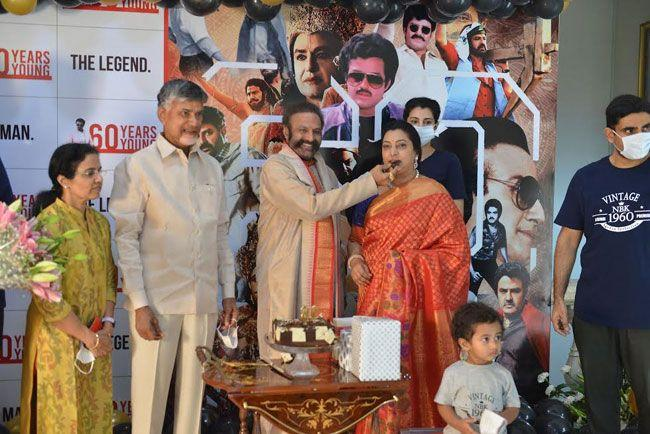 Balakrishna Celebrate His 60th Birthday