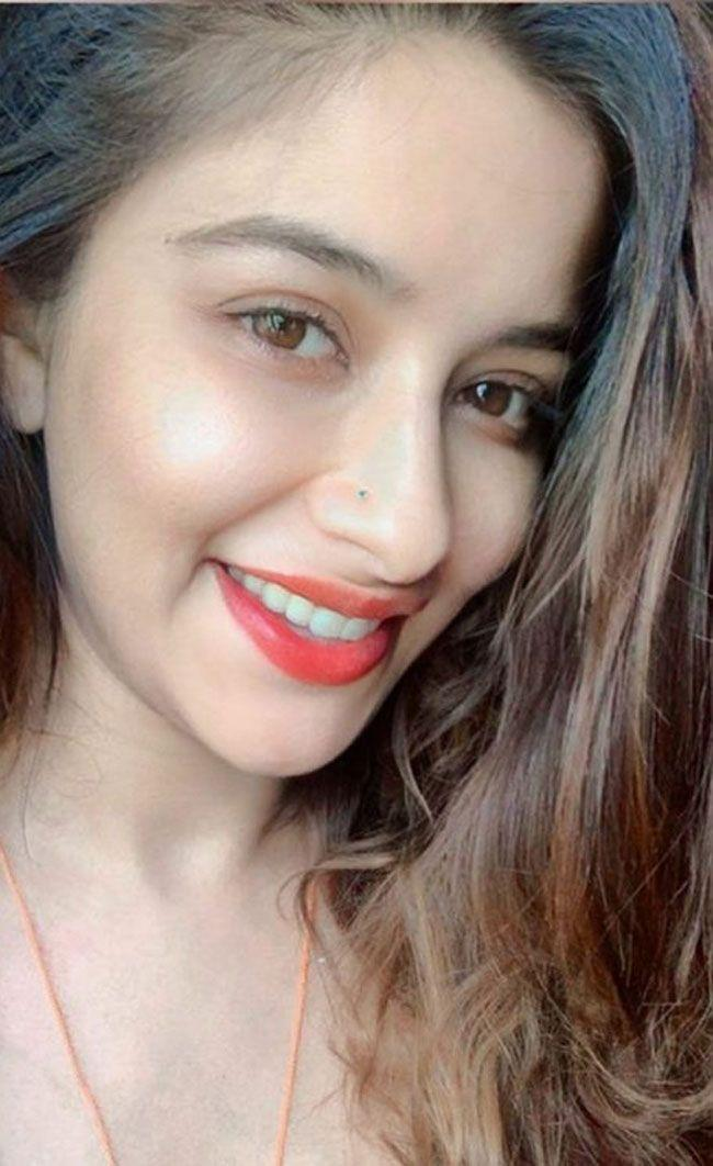 Madhurima New Photos