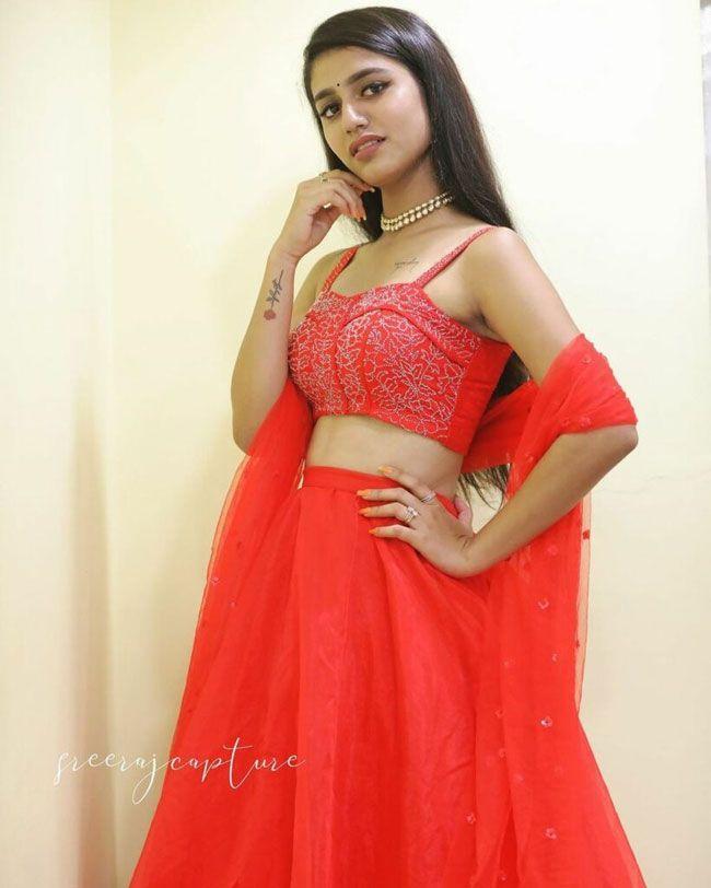 Priya Prakash New Hd Photos
