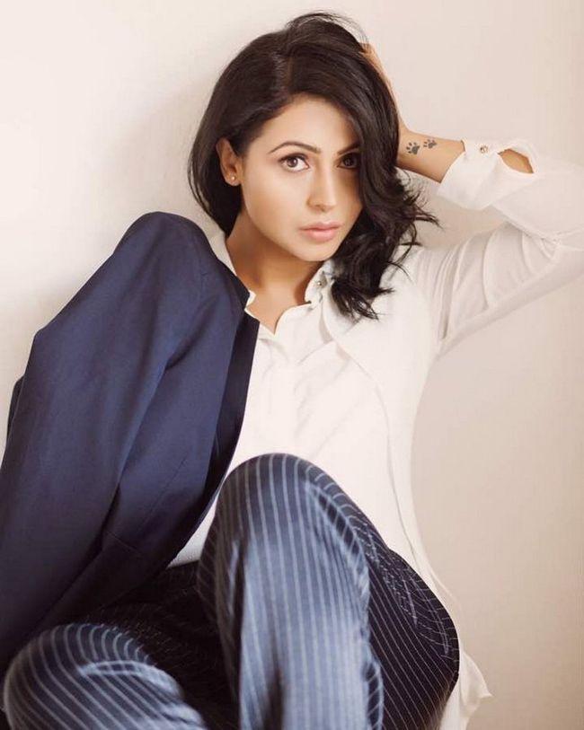 Nandini Rai Throwback Stills