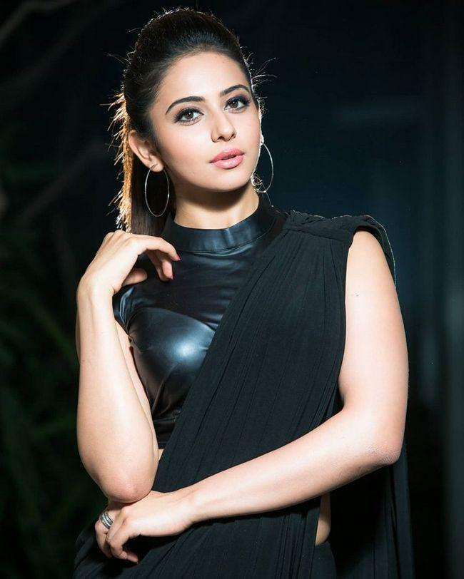 Rakul Preet Singh Stunning Photoshoot
