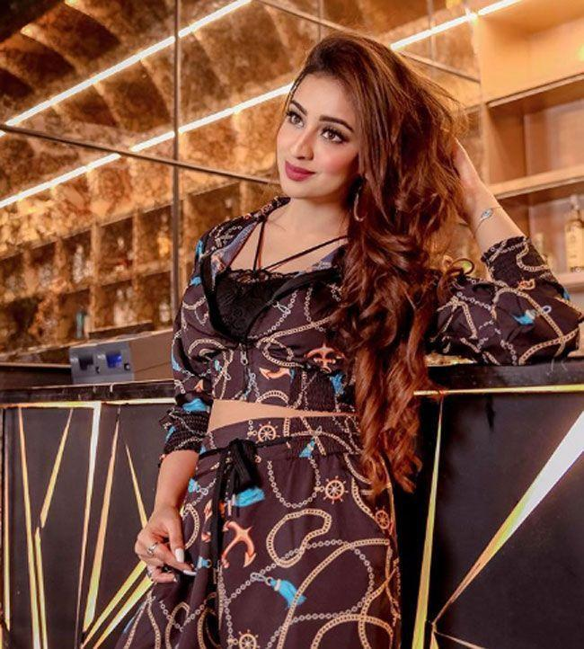 Musskan Sethi Latest Photos