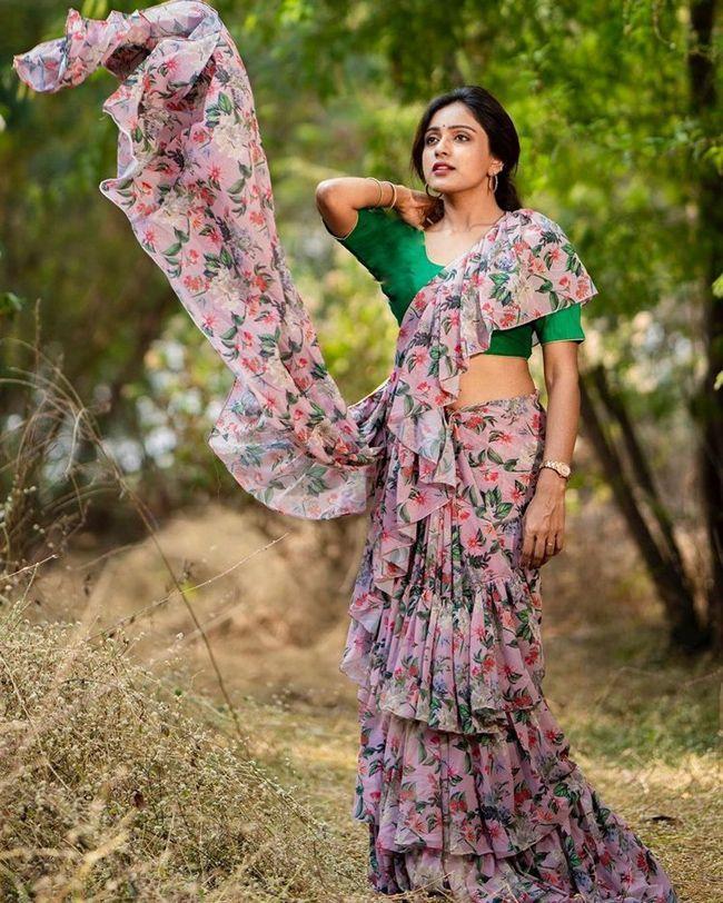 Vithika Sheru Latest Photoshoot