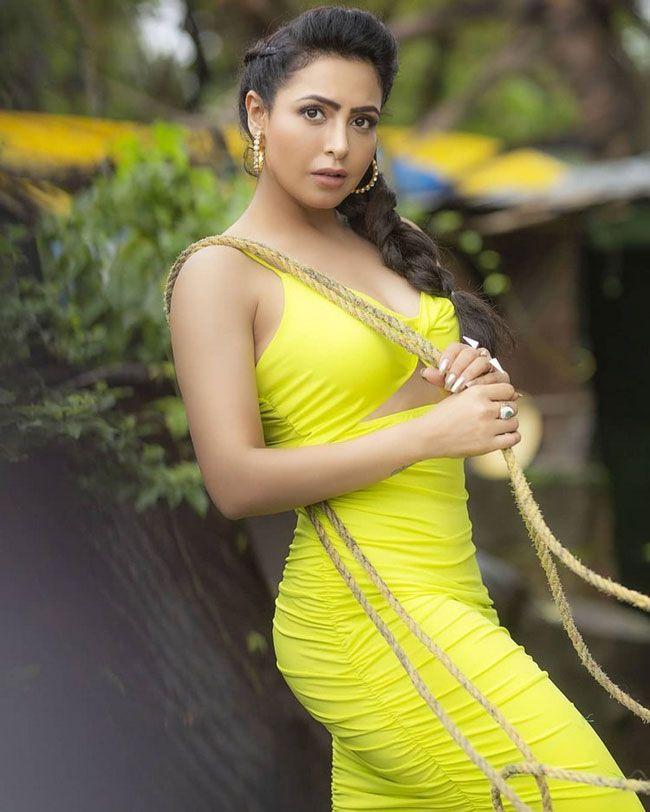 Nandini Rai Latest Gallery