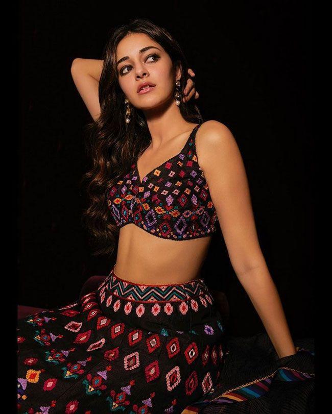 Ananya Panday Beautiful Photoshoot