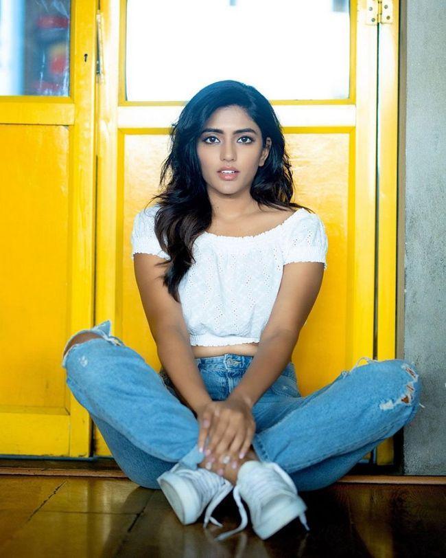 Eesha Rebba Adorable Clicks