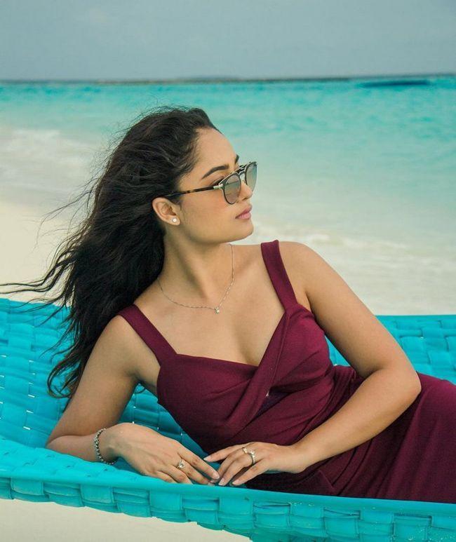 Tridha Choudhury Latest Clicks