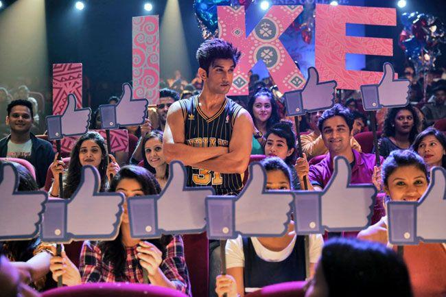 sushant singh DilBechara Title Track Images