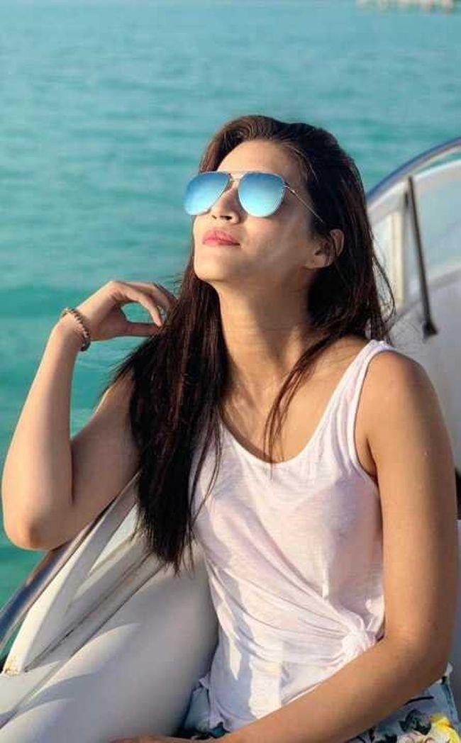 Kriti Sanon Joyful Looks