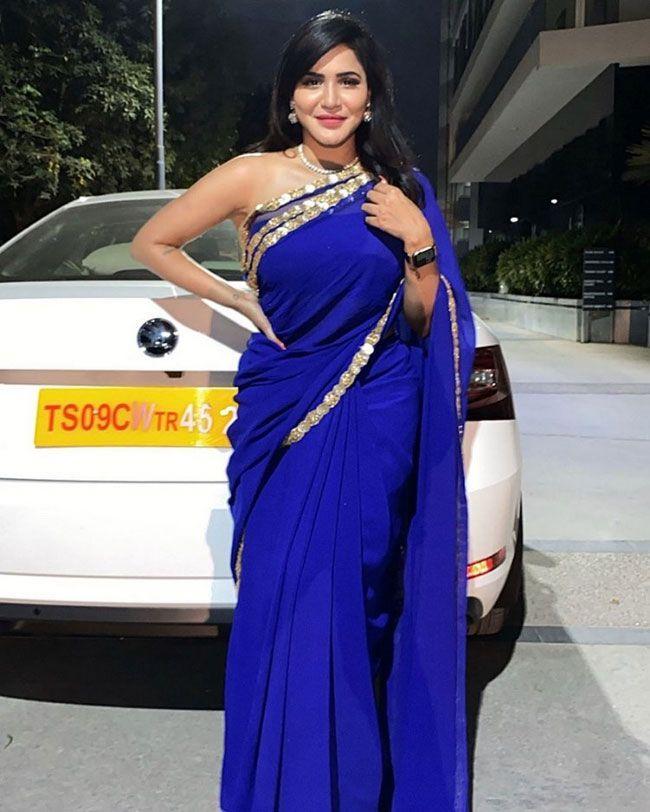 Ashu Reddy Latest Pics