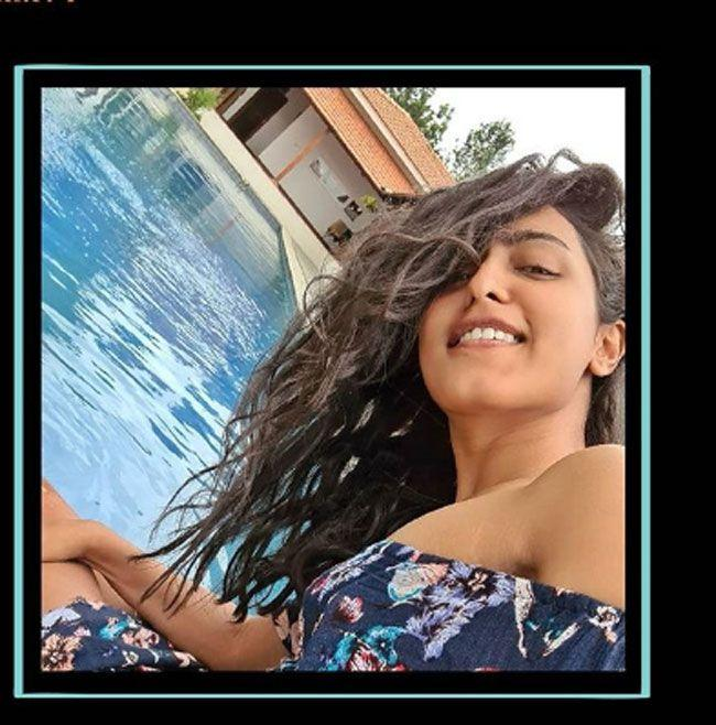 Samyuktha Hegde Insta Images