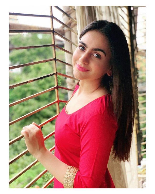 Aksha Pardasany Latest Clicks