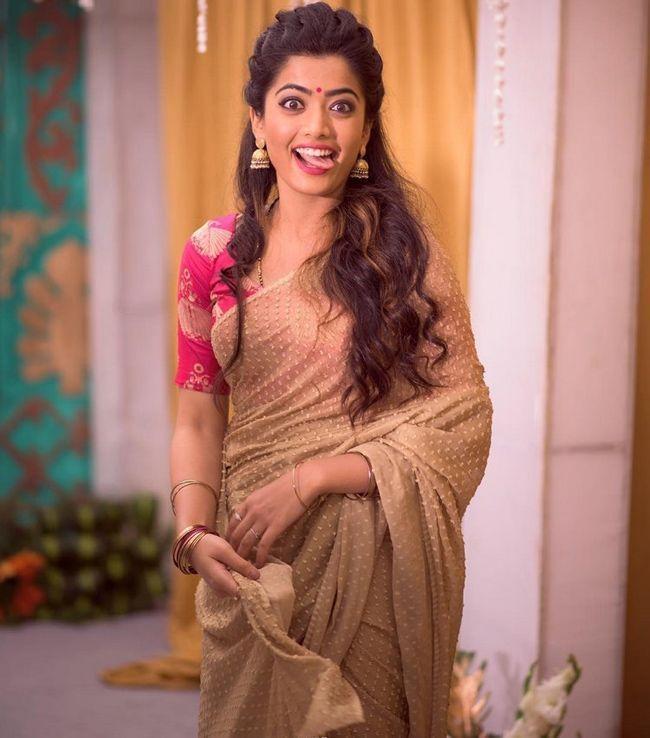 Rashmika Mandanna Mesmerizing Photoshoot