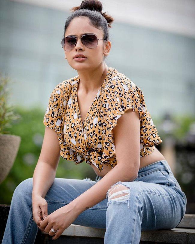 Nandita Swetha Looking Beautiful