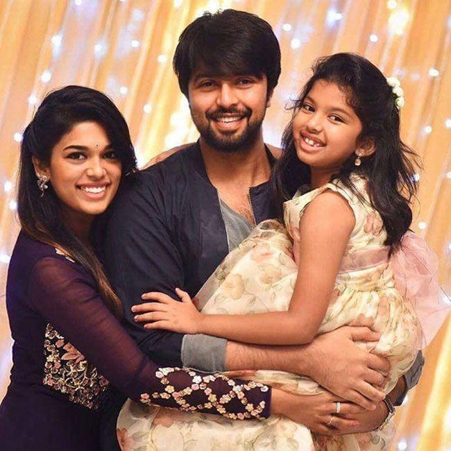 Chiranjeevi Son In Law Kalyan Dhev Family Pics