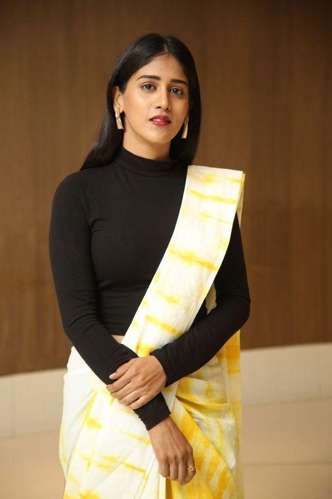 Chandini Chowdary Charming Looks