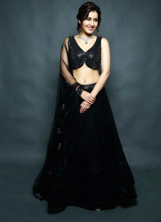 Raashi Khanna Throwback Memories