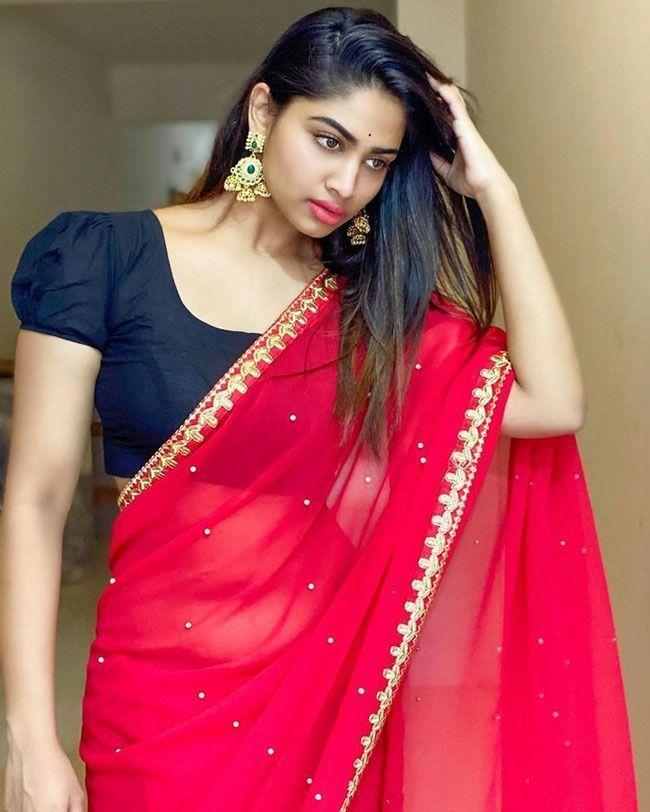 Shivani Narayanan Latest Pics
