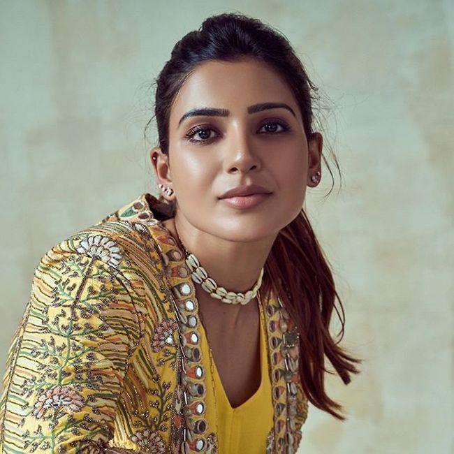 Samantha Akkineni Awesome Pictures